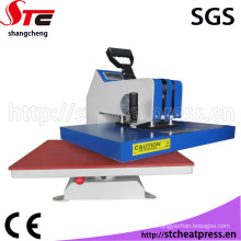 Neue Stil CE Genehmigt American Shaking Kopf Türmatte Druckmaschine