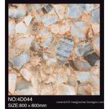 3D Inkjet Ceramic Floor Vitrified 80X80 Cm Rustic Tiles