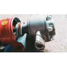 Pompe à engrenages à haute pression pour la résistance à la corrosion de l'acier inoxydable