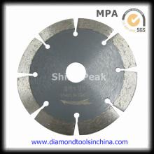 Diamant sah Segment für Granit Klinge