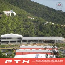 2015 Pth Prefab Maßgeschneiderte Design Stahl Struktur Warehouse