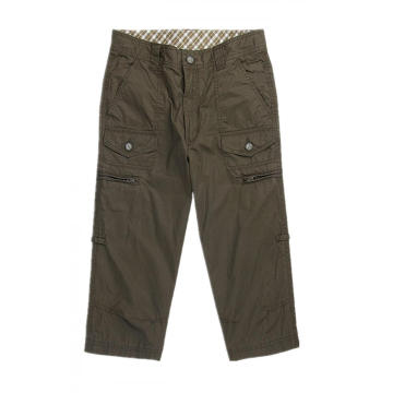 Short en coton simple pour homme