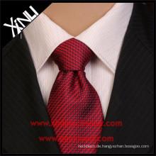 Jacquard Woven Mens Polyester Krawatten