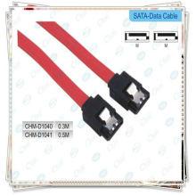 Nouveau câble sata 45cm pour le transfert de données