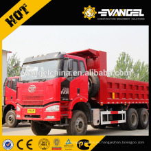 EURO 2 3 4 350hp 261KW izquierda mano derecha china faw ca3250 6x4 camión volquete para la venta
