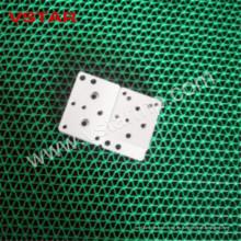 Pieza que trabaja a máquina del CNC de la precisión con los recambios de los productos de aluminio de anodización Vst-0908