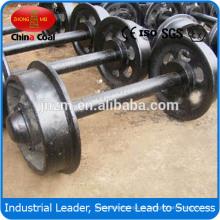 Hochwertige Oem Cast Iron Wagon Räder und Achse