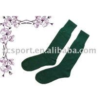 Calcetines de algodón del ejército