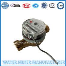"""1/2""-""3/4"" Impluse Transfer Single-Jet Dry Type Water Meter"