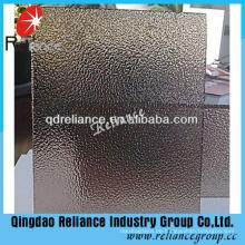 4mm, 5mm, 6mmbronze Nashiji Patterned / Figured Glas / Bronze Muster Glas / Farbe Figured Glas