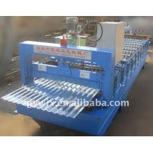 QJ 850 cnc arco / camber círculo tejas que hacen la máquina