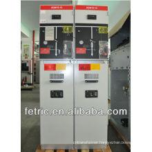 High voltage switchgear cabinet