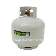 Réservoir de gaz LPG standard de qualité 5 kg GB