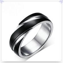 Anillo de dedo de la joyería de la manera de la joyería del acero inoxidable (SR187)