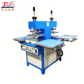 duel tray custom company logo silicone embossing machine
