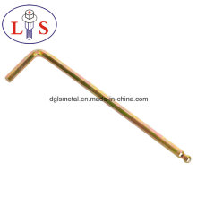 Factory Price Top Quality Allen Wrench with Zinc Plated
