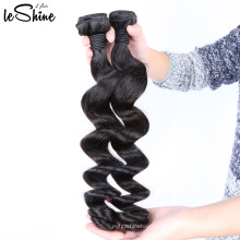 Bestseller Top-Qualität 100% Remy Häutchen ausgerichtet Haar brasilianisches Haar Wholesale Freies Verschiffen