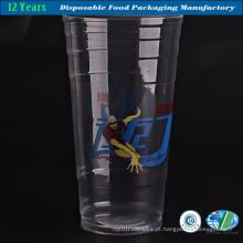 Copo de plástico 20oz para bebidas com boa qualidade