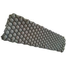 Color Customizable Outdoor Camping  Sleeping Pad Inflatable Mat With High Quality TPU Laminated 40D Nylon Fabric