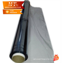packaging manufacturers normal clear pvc film for in roll