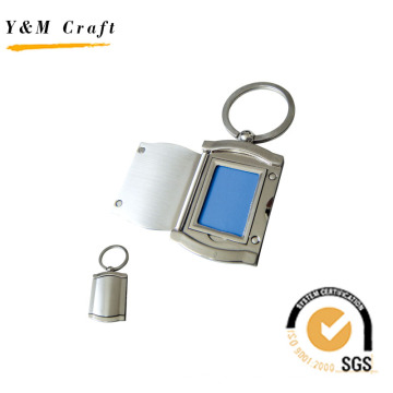 Fotorahmen Design Metall Schlüsselanhänger (Y02472)