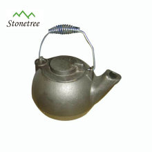 Pot de thé en fonte chinoise