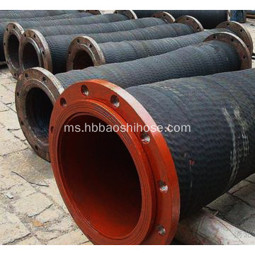Hos Suction Flanged Common Steel
