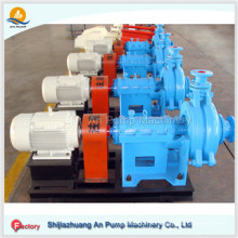 High Cr Mo Ni Alloy Liner River Sand Slurry Pump