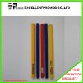 12PCS Pаскрутка 7 карандашей цвета карандаша цвета дюйма с линейкой, точилка, стиратель в бумажной пробирке (EP-P9077)