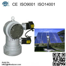 Solar Thermal Power Generation Used Dual Axis Solar Tracking Systems