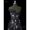 2016 heiße Fabrik-Preis-schwarze Sleeveless lange Ballkleid-Abend-Partei-Kleider