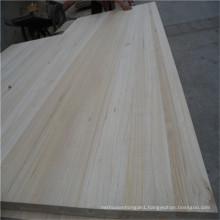 Paulownia Edge Glue Wood Board Composite Panel