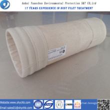 Aramid HEPA Air Filter Bag Dust Collector Bag for Industry