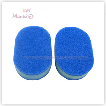 3-Layer Compound Dish Washing Kitchen Cleaning Sponge Scouring Pad