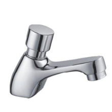 Self Closed Time Delay and Time Lapse Water Saving Faucet (JN41117)