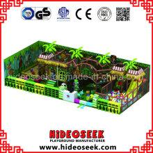 Jungle Theme Kinder Indoor Spielplatz Spielgeräte zum Verkauf