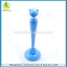 Mais barato ecológico plástico escritório caneta de secretária
