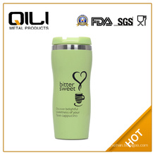 350ml Multicolor paint BPA free starbucks travel mug