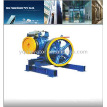 supply elevator machine, elevator traction machine, elevator motor traction machine