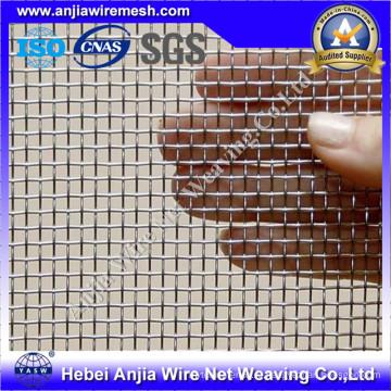Высококачественная оцинкованная квадратная сетка с (CE и SGS)