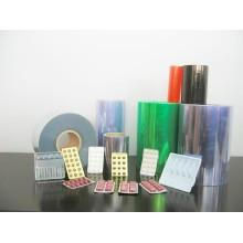 Amber Color Pharma Grade Transparent Rigid Clear PVC
