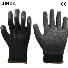 Защитные перчатки с латексным покрытием (LS016)