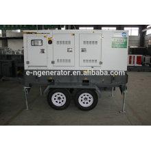 Fabricante de gerador diesel portátil trifásico EN POWER
