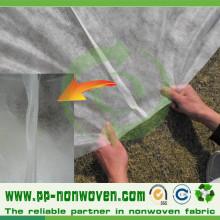 Proteção UV ao ar livre da tampa à terra não tecida