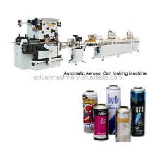 Sprüh-Aerosoldose-Herstellungsmaschine
