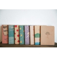 Fábrica Outlet Customized Statioery Softcover Notebook Printing