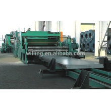 Full Automatic Cut to Length Line