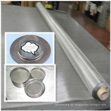 Fabricante de malla de alambre Anping SS