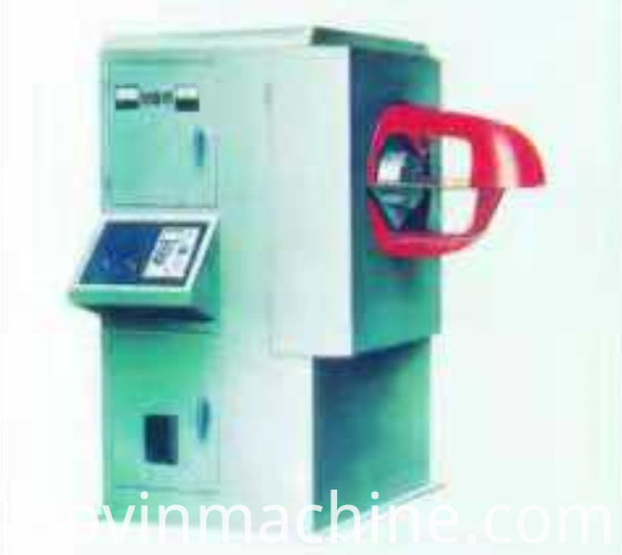 Wire Collecting Machine