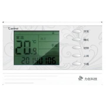 Беспроводная интеллектуальная панель управления температурой Lcw9200bwz